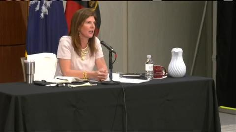 still of video titled 05/11/2020 accelerateSC Protection Subgroup Meeting