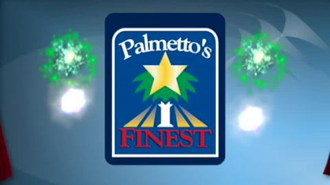 still of video titled Palmetto's Finest Awards 2015-2016