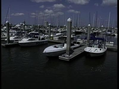Charleston Harbor Police & Harbor Pilots | Project Discovery