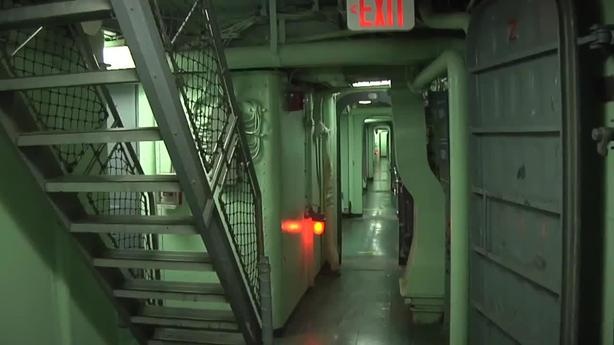 Ghost Caught on Camera at USS Yorktown | Palmetto Scene ...