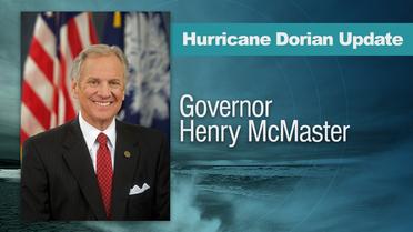 Governor's Storm Update   South Carolina ETV