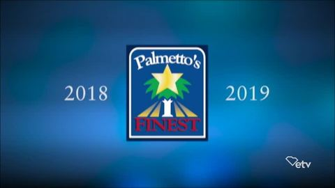still of video titled Palmetto's Finest Awards 2018-2019