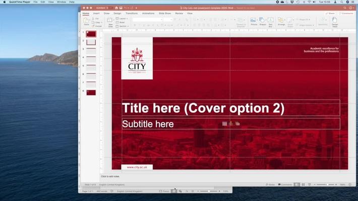 Screencasting Mac Quicktime Tutorial