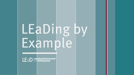 Thumbnail for entry Leading by example: Margaret Carran, lecture capture