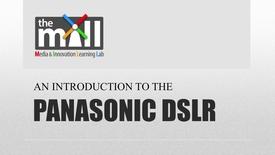 Thumbnail for entry DSLR Stills Camera