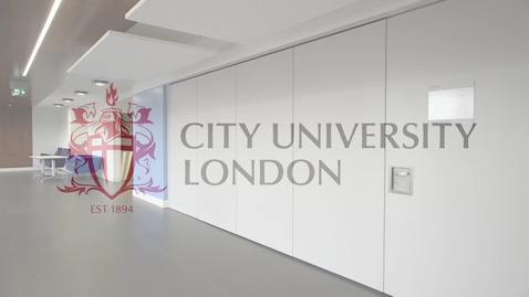 Thumbnail for entry New learning spaces at City
