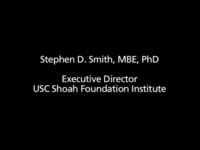 A sample of Stephen Smith's speaking events